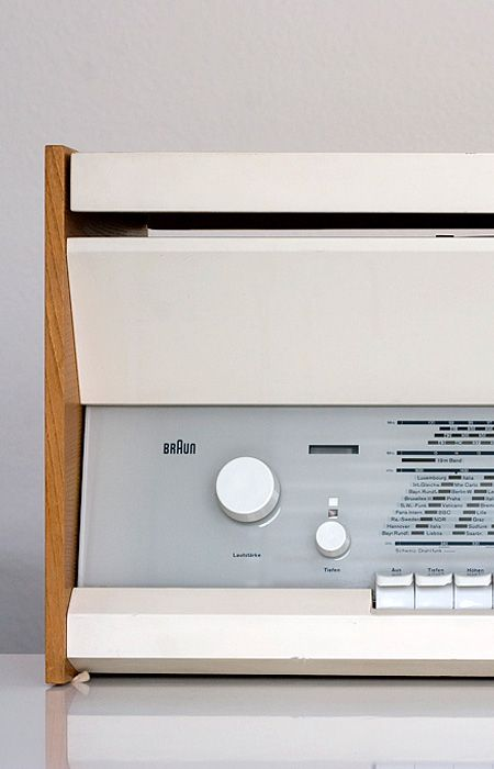 """Dieter Rams    """"Good design is as little design as possible.""""    Damn right. Words to live by."""