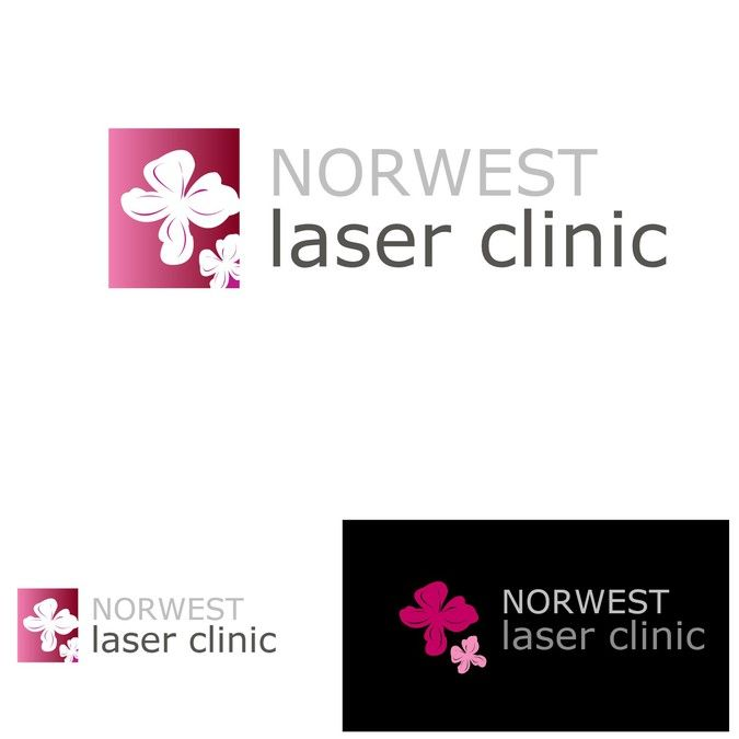 Chic and Classy Logo for Cosmetic Surgery Laser Clinic in Sydney by The Creative Scot