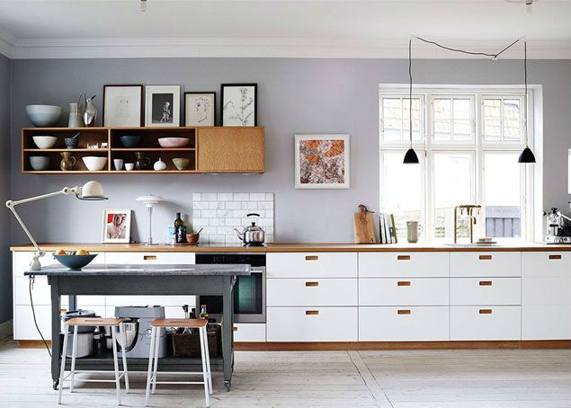 Kitchen love home of the danish photographer ditte isager