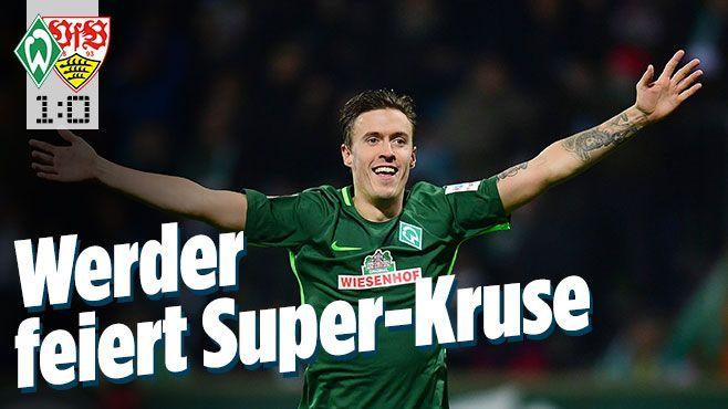 Werder Bremen gegen VfB Stuttgart - Bild.de