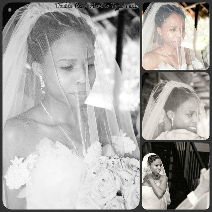 SInbongile, what a beautiful bride