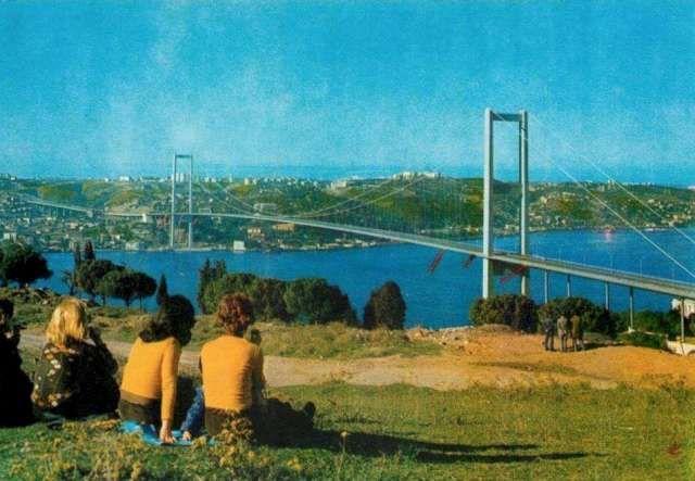 1973.. Her yer piknik alanı..