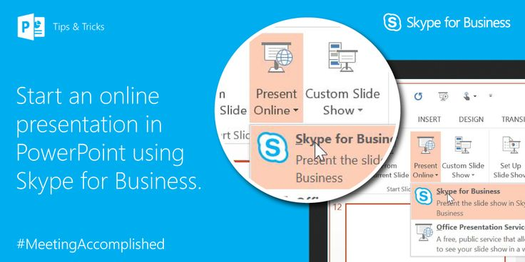 Schedule an online meeting ahead of time or start a meeting right away – all from within PowerPoint using #Skype4B - http://managedsolution.com/schedule-an-online-meeting-ahead-of-time-or-start-a-meeting-right-away-all-from-within-powerpoint-using-%e2%80%aa%e2%80%8eskype4b/