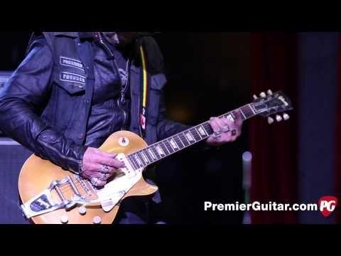 Rig Rundown - Daniel Lanois - YouTube
