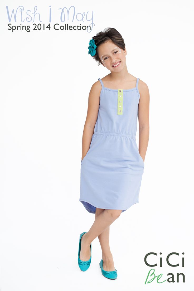 Dreams Come True Dress - Wish I May Collection | CiCi Bean - clothing for tween girls. | Contact your local Play Stylist or shop online at www.peekaboobeans.com