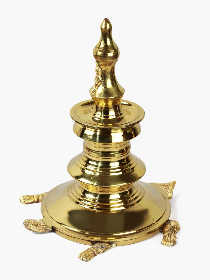 Five Metal Vaastu Lamp.Cleansing, Energy Balancing And Uplifting. - Vaastu - Shop by Category