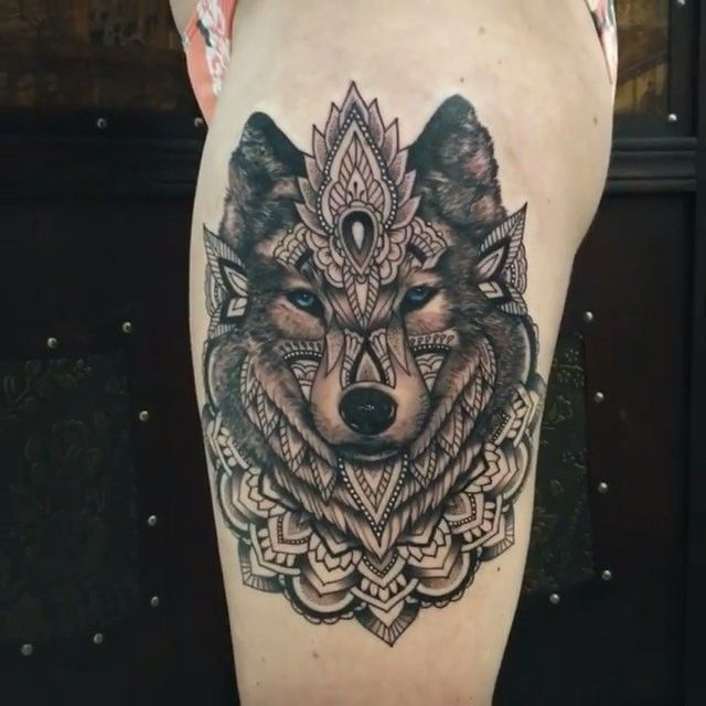 The 25 Best Wolf Girl Tattoos Ideas On Pinterest: Best 25+ Geometric Wolf Tattoo Ideas On Pinterest