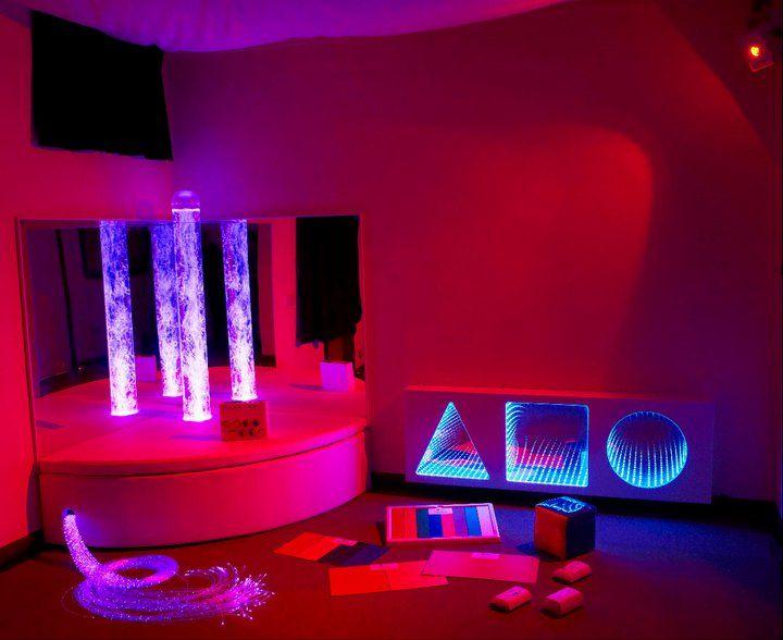 Snoezelruimte Snoezelruimte Pinterest Sensory Rooms