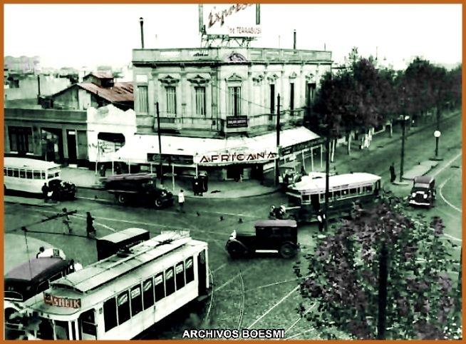 BUENOS AIRES SAN JUAN Y BOEDO - 1935