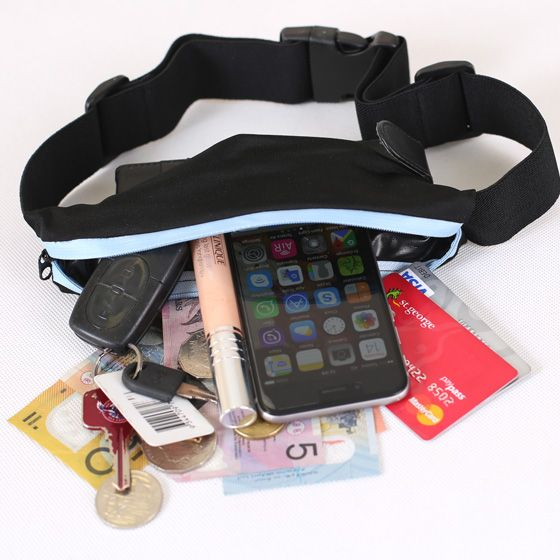 Stretch Belt Bag