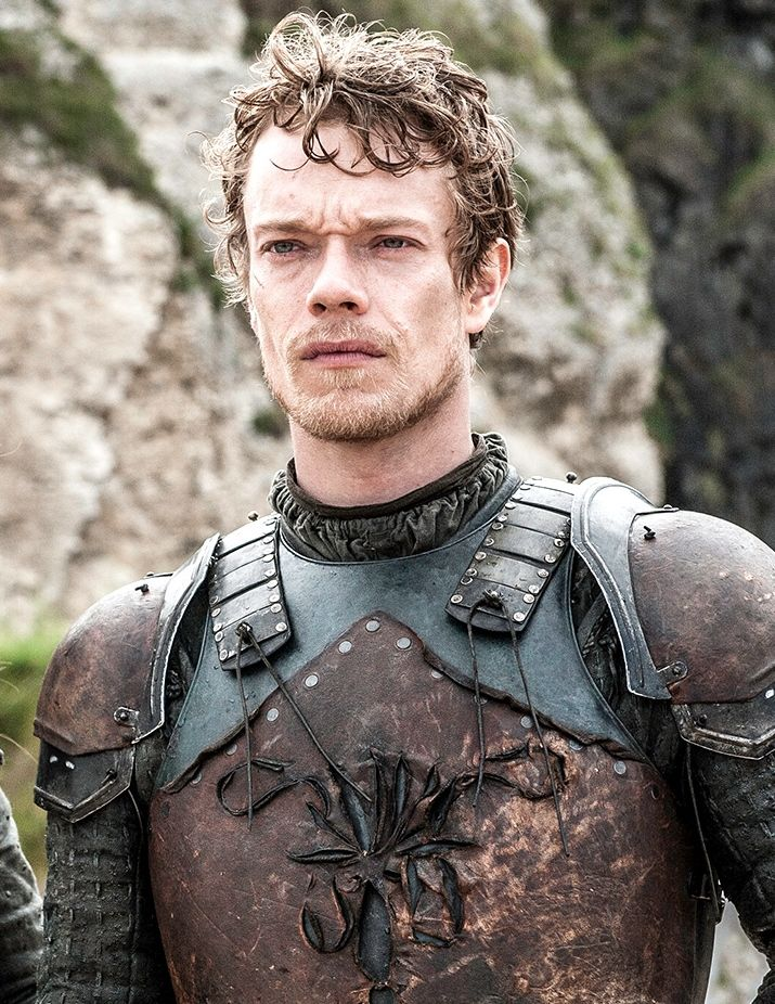 Theon Greyjoy is a major character in the first, second, third, fourth, fifth, sixth and seventh seasons. He is played by starring cast member Alfie Allen and debuts in the series premiere. Theon is the only living son and heir of Lord Balon Greyjoy of the Iron Islands, and younger brother of Yara Greyjoy. Theon is the youngest son of Lord Balon and Lady Alannys Greyjoy. Balon is the head of House Greyjoy and Lord of the Iron Islands. The Iron Islands are one of the constituent regions of...