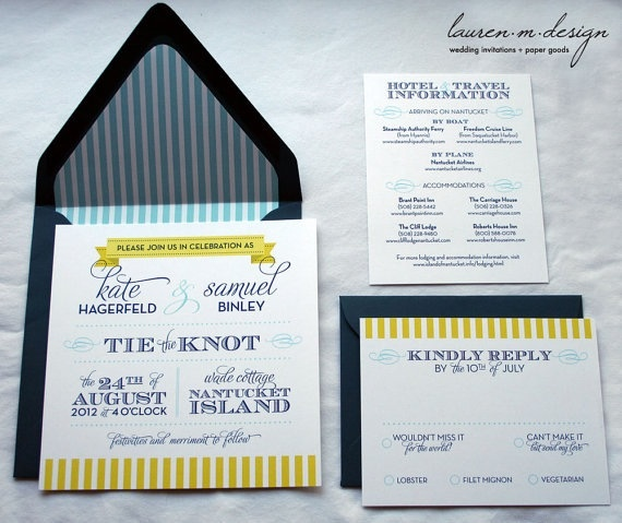 20 best fishin the surf images on pinterest surf surfing and surfs nautical wedding invitation suite sample in blue by laurenmdesign stopboris Image collections