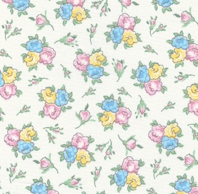 Floral lawn (Fabric Finders)
