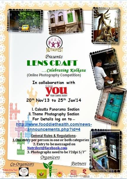 a online photography contest of nutrifest where anybody can participate