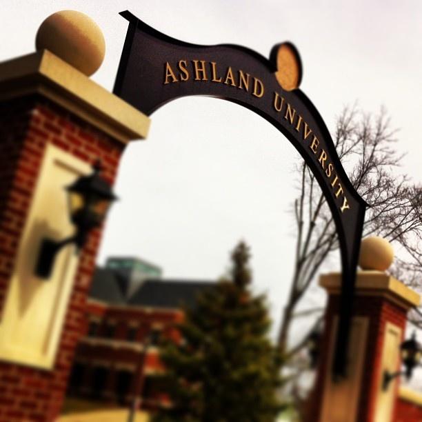 Great photo from Ashland University! Follow us on Instagram: ashland_university  Photo credit: jayricparrish