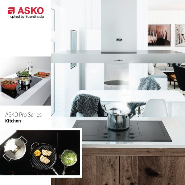 ASKO offers a full range of kitchen appliances that matches the highest demands on design, function, durability as well as environmental standards.