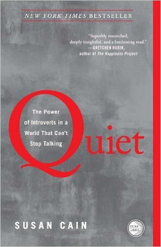 Quiet: The Power of Introverts in a World That Can't Stop Talking // Susan Cain