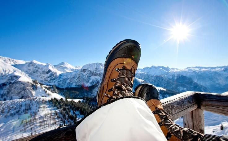 Winterwandern im Berchtesgadener Land!