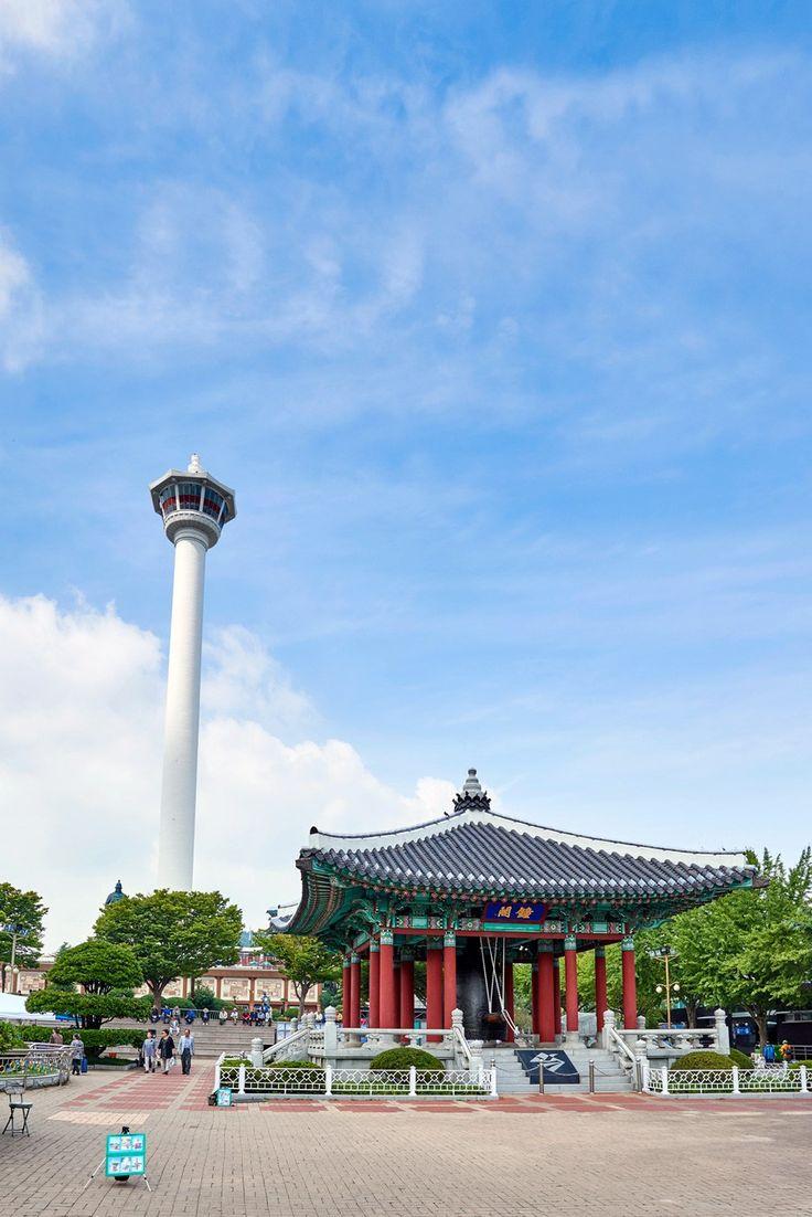 釜山のランドマークタワー 韓国・釜山に今すぐ行きたい7の理由