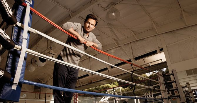 Mark Wahlberg has lived many lives, from young crook to hollywood legend. Each prepared him to become a better man.