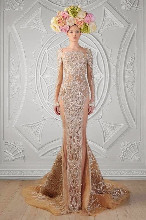 2014 Beautiful Spring Wedding Dresses Collection by Rami Kadi