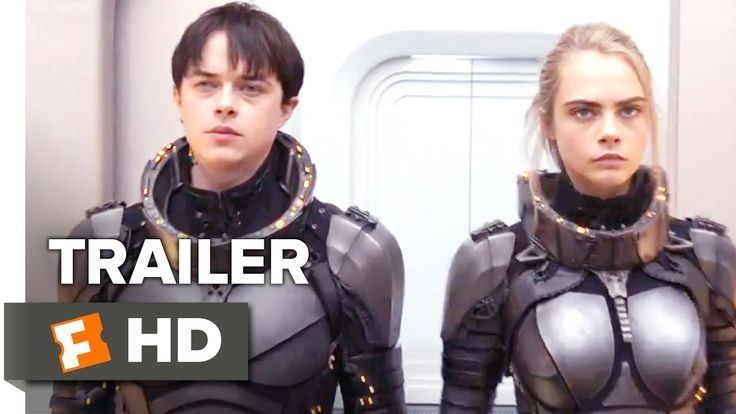 Valerian and the City of a Thousand Planets Official Trailer - Teaser (2017) - Movie  http://www.youtube.com/watch?v=NNrK7xVG3PM