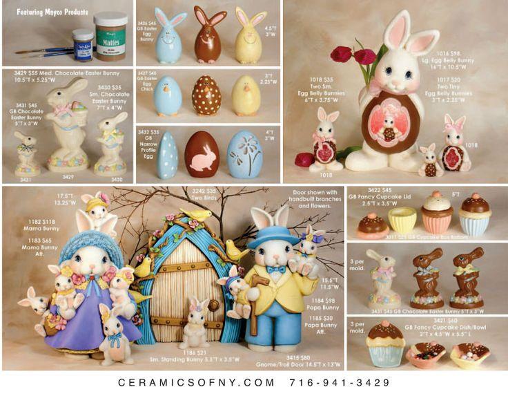 100+ Dona Ceramic Molds Catalog – yasminroohi