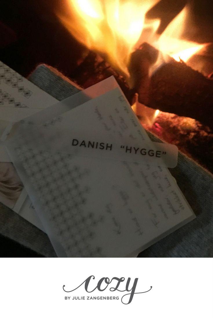 Danish hygge er også lune sokker på en kold dag.   Cozy by Julie Zangenberg     @cozybyjz.com