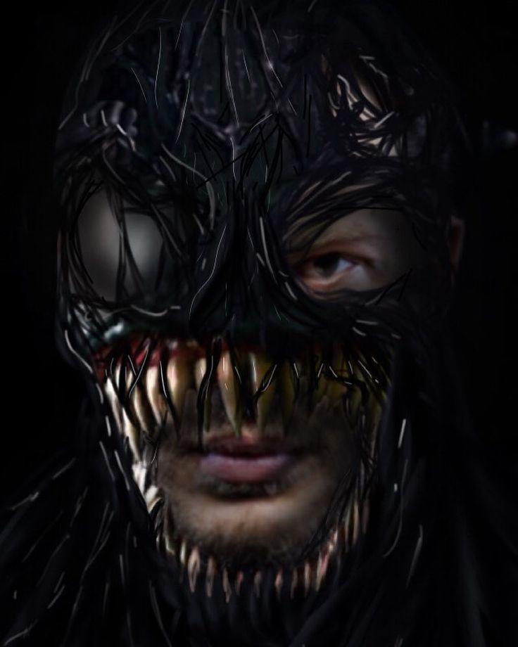 36 mentions J'aime, 4 commentaires – Jacob Pedersen (@jmp__art) sur Instagram : «How do you feel about the new venom casting? #venom #venommovie #carnage #tomhardy #bane #batman…»