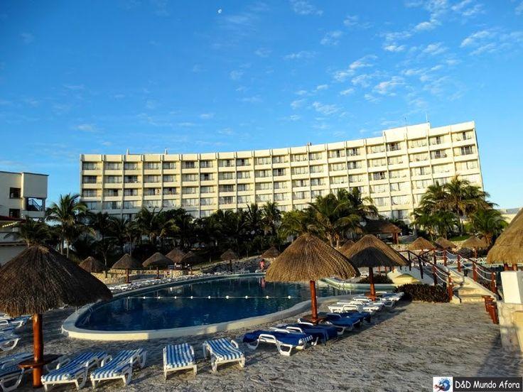 Onde ficar em Cancun - review hotel Grand Park Royal