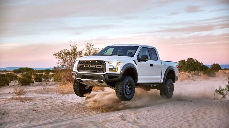 The all-new Ford F-150 Raptor, the toughest, smartest, most capable Raptor ever, gets even more capa... - Ford