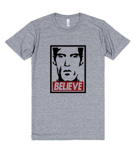 Believe (Obey Giant & Twin Peaks)