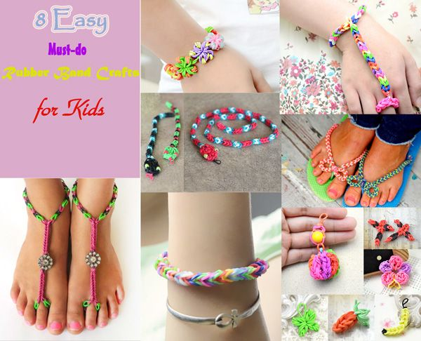 how to make starburst loom bands by hand easy