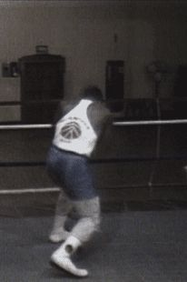 """theronindiaries: """" 15 year old mike tyson """""""