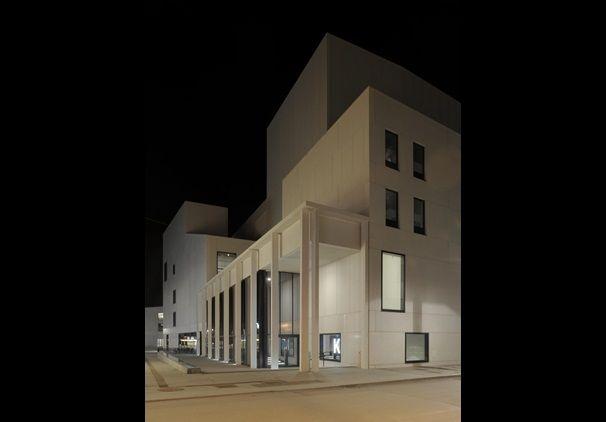 Stormen Library, DRDH