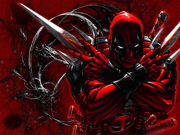 Deadpool by Dadethethird #Deadpool