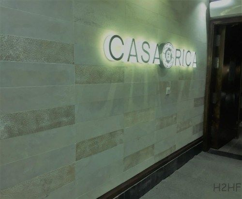 Casa Rica Restaurant in Bahria Phase 7 is the bomb