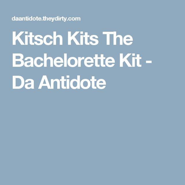 Kitsch Kits The Bachelorette Kit - Da Antidote