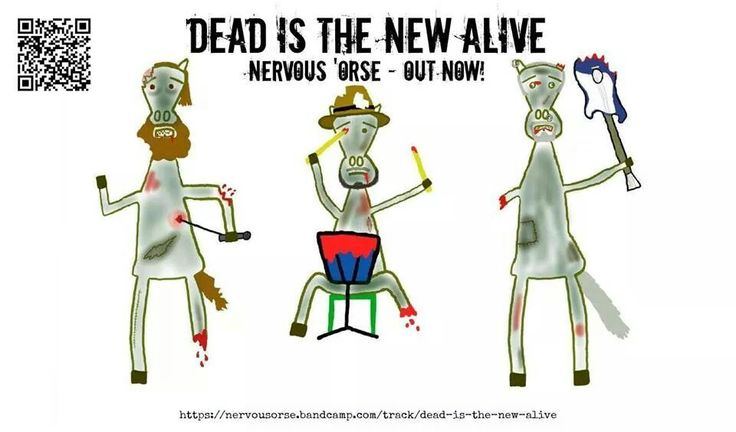 New Single - Dead Is The New Alive