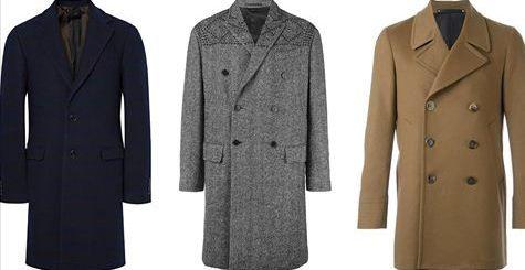Trova il cappotto giusto per questo freddo. http://amzn.to/2hHyVyB