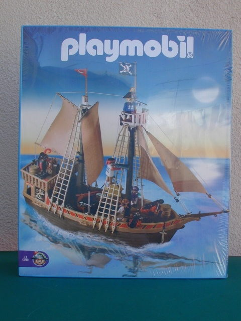 Playmobil 13750 Pirate Ship_Antex Argentina // Not available - Shipping worldwide
