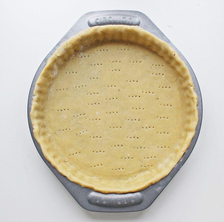 Perfekt sprød mørdej til søde tærter
