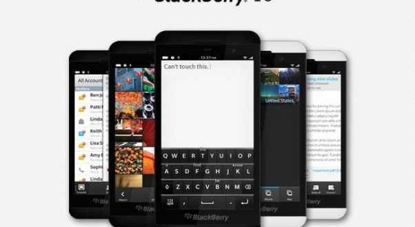 Các thủ thuật hữu ích trong lúc sử dụng BlackBerry 10