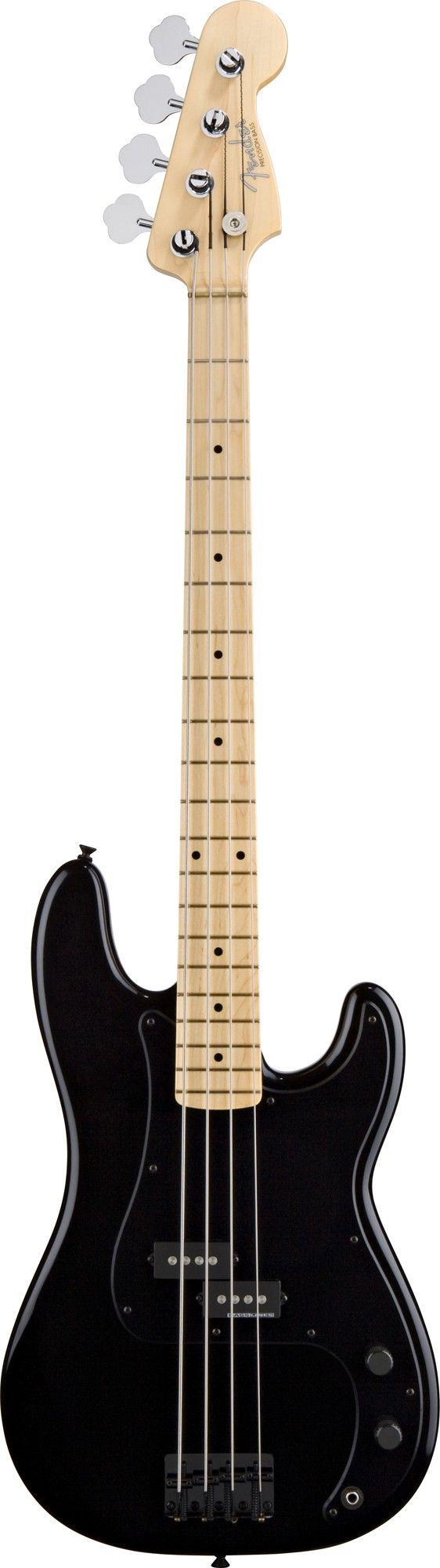 Fender Roger Waters Precision Bass® Guitar - 4 String Bass - Bass Guitars - Guitars