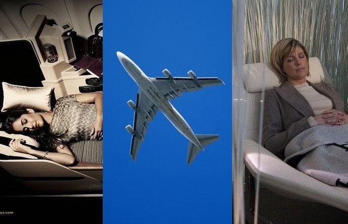 Ti sei mai chiesta cosa acquisti quando viaggi in 1°classe o in business class su un aereo?  http://ebx.sh/1CqPTux