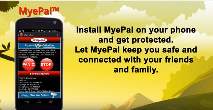 """Safety begins when you are connected with others"" and we believe in it. Download MyePal app today and stay connected with your friends and family to feel safe when you need them. Android App is available on ‪#‎GooglePlayStore‬  https://play.google.com/store/apps/details…  https://play.google.com/store/apps/details…  ‪#‎MyePal‬ ‪#‎SGI‬ ‪#‎EmergencyPreparedness‬ ‪#‎SafetyApp‬ ‪#‎SharingIsCaring‬"