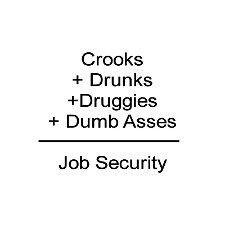 Correction officer humor