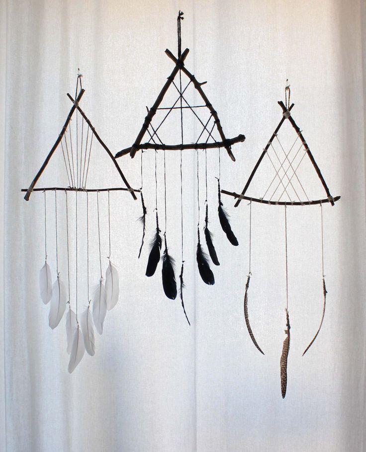 """boudoirduchaman: """" . Triangle Walks . by boudoir du chaman """" ähnliche tolle Projekte und Ideen wie im Bild vorgestellt findest du auch in unserem Magazin . Wir freuen uns auf deinen Besuch. Liebe Grüße"""
