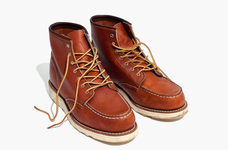 RED WING HIKING BOOTS