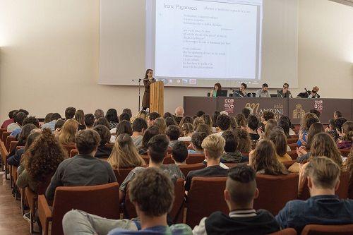 Boom di iscrizioni per il Premio Rimini per la poesia giovane 2017